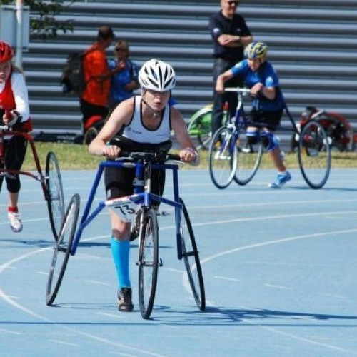 The greatest love story: sport and cerebral palsy