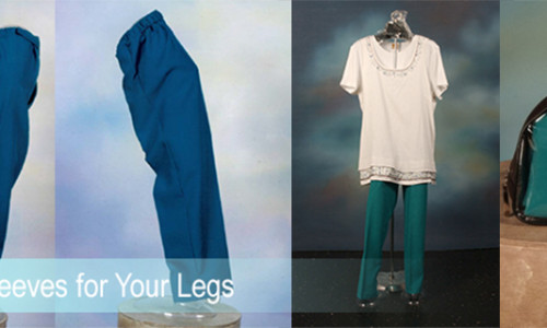 Guest Post: Legg Sleeves new innovative adaptive clothing