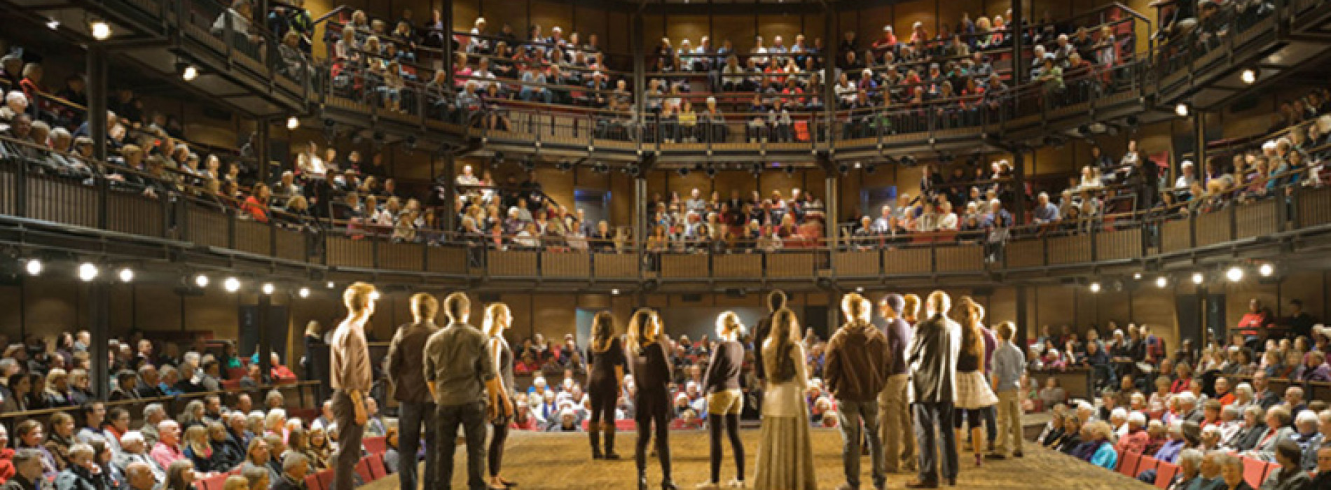 Royal Shakespeare Theatre: how accessible is it?
