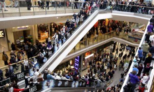 Disabled? Boxing Day sales are not for the faint-hearted