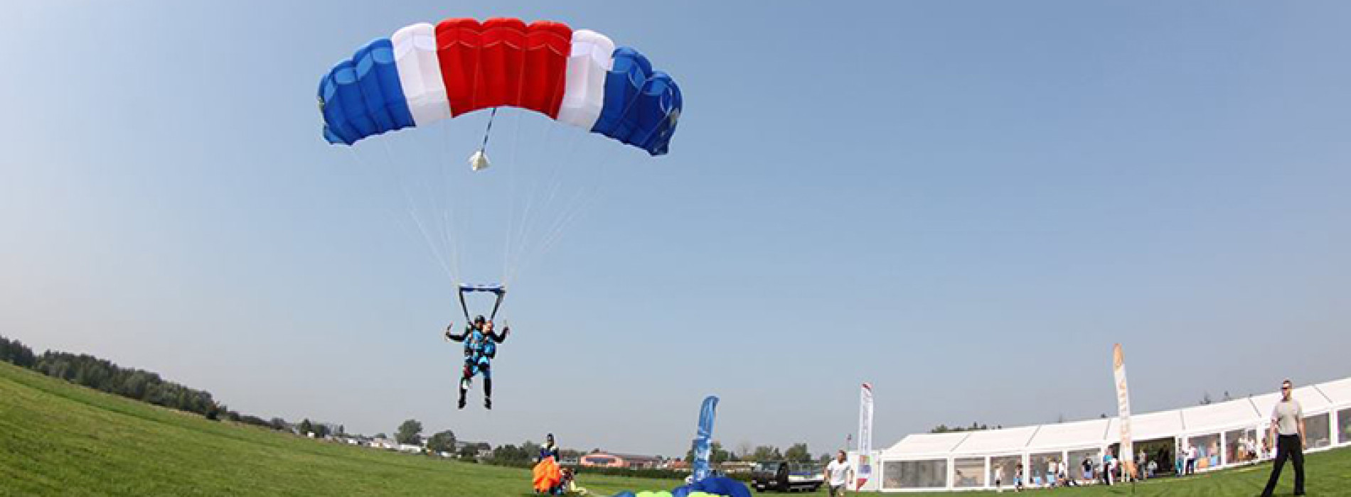 Wings of freedom: skydiving with a disability