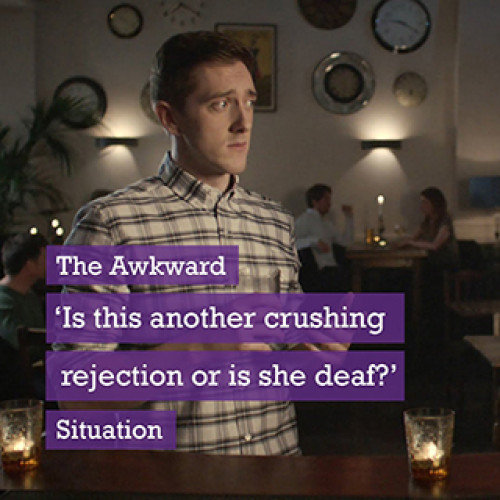 This Valentine's Day let's kiss awkward goodbye!