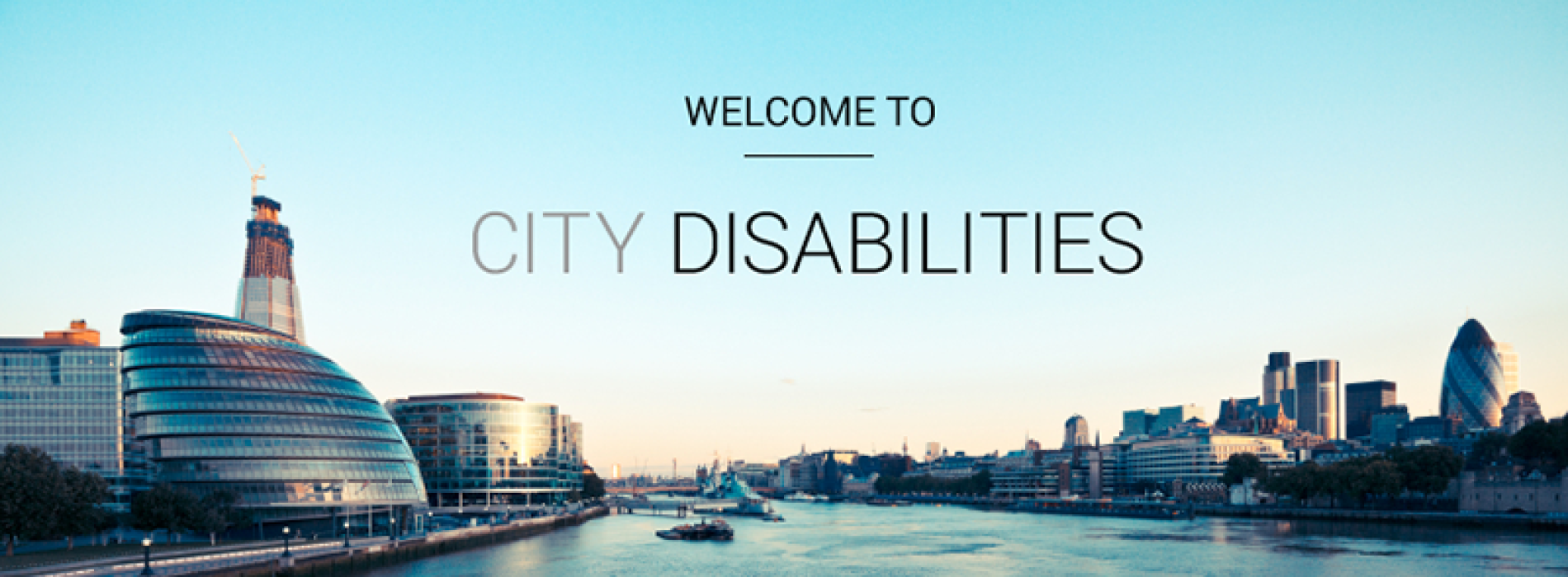 City disabilities: building a career