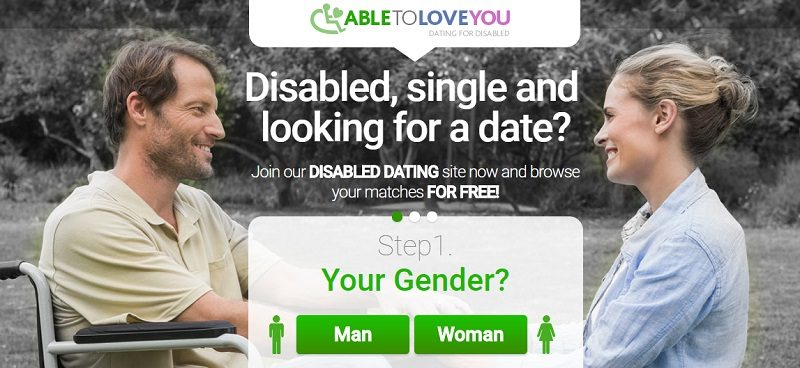 Able To Love You disability dating site