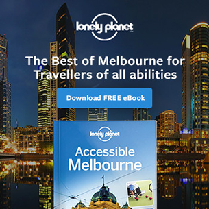 Download Lonely Planet's free eBook to accessible Melbourne