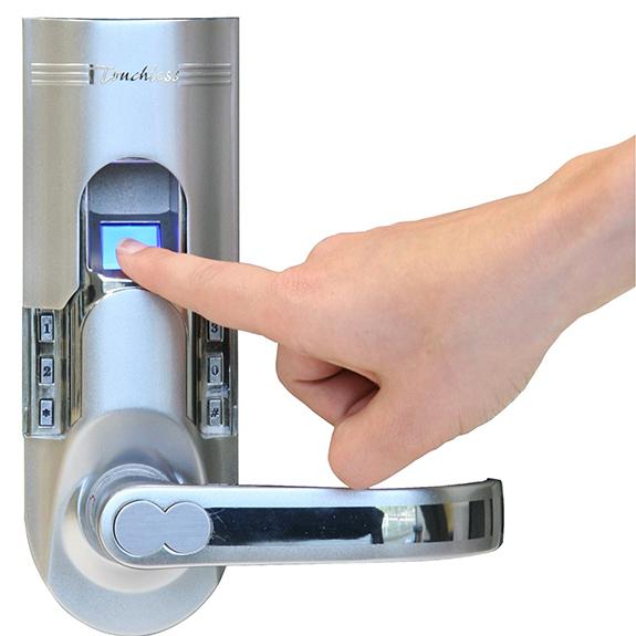 The Scan In fingerprint lock