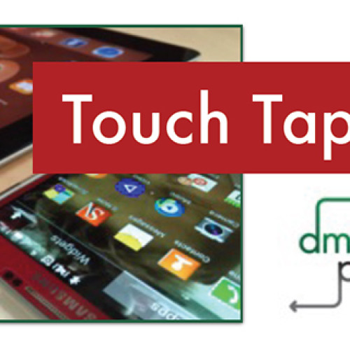 Touch Tap Swipe: an interactive guide