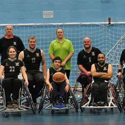 Wheelchair basketball: have you thought about giving it a go?
