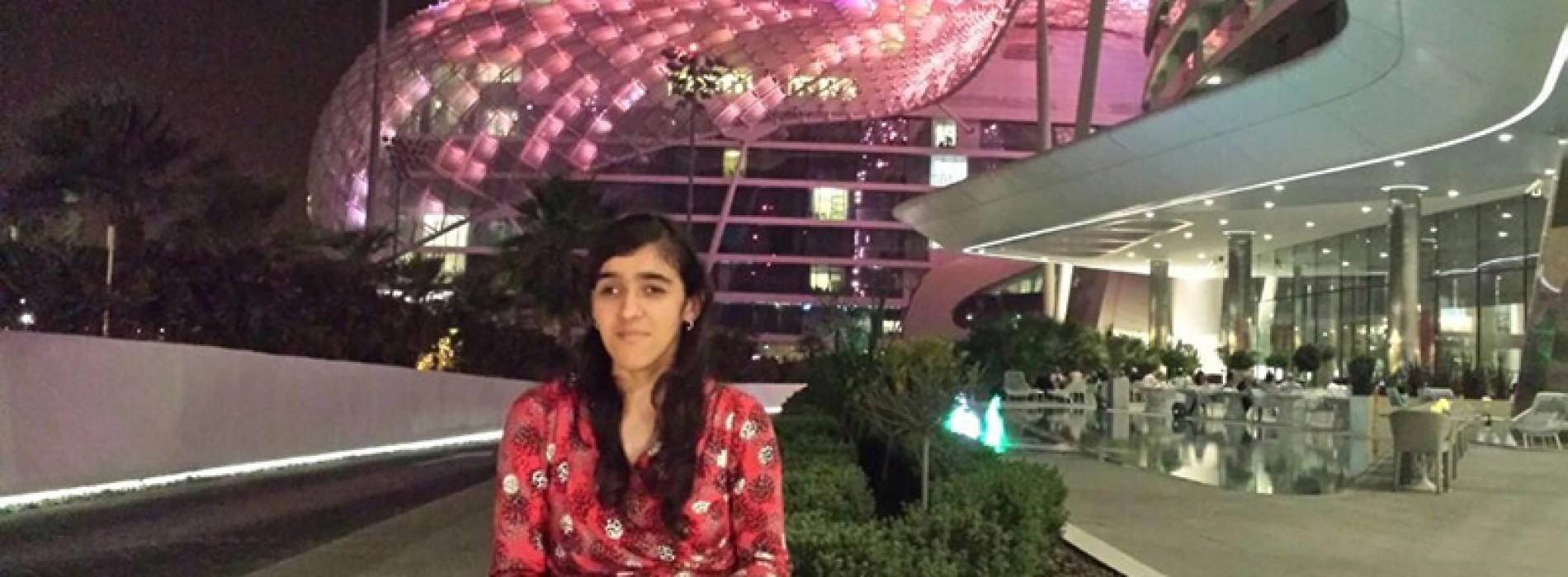Arabian Gulf trip to the beautiful city of Dubai in a wheelchair