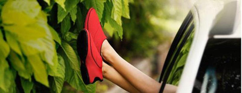 Lechal magic shoes