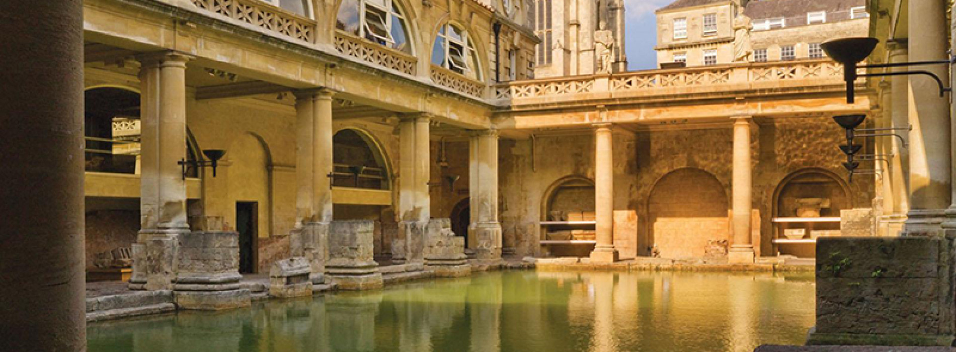 Access All Areas: Roman Baths | Disability Horizons