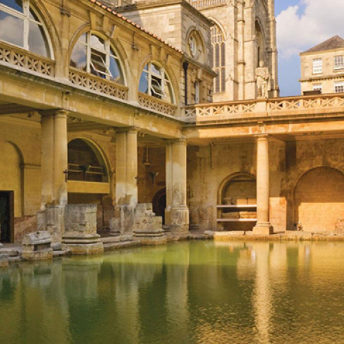 Access All Areas: Roman Baths