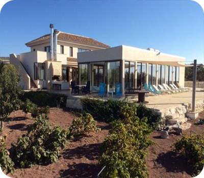 Villa Ampelitis - Cyprus