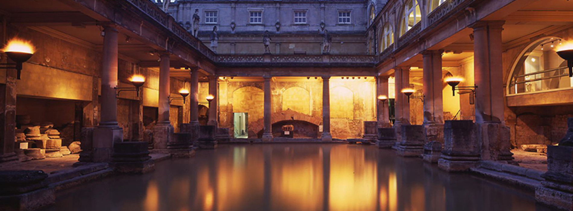 Roman Baths and Pump Room: accessible history in action | Disability ...