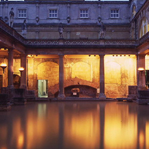 Roman Baths and Pump Room: accessible history in action