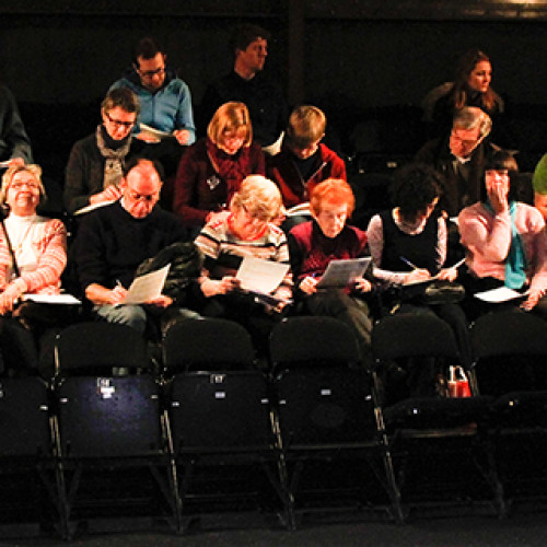Improving access to theatre for deaf and hard of hearing audiences