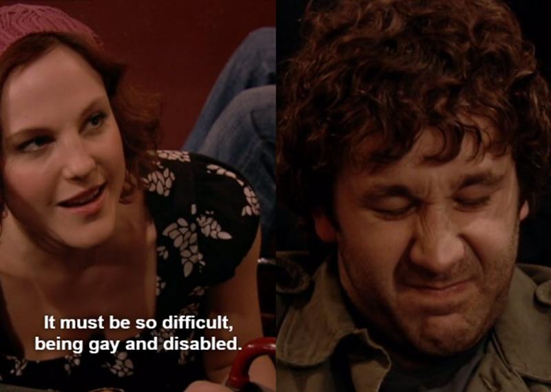 """I'm disabled"""