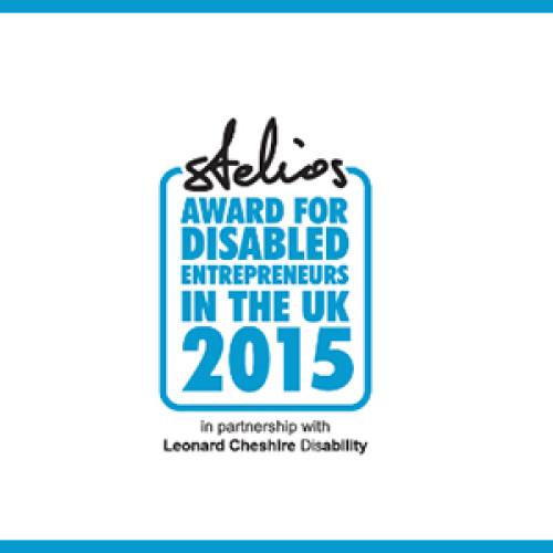 The Stelios Award 2015: creating opportunities for disabled entrepreneurs