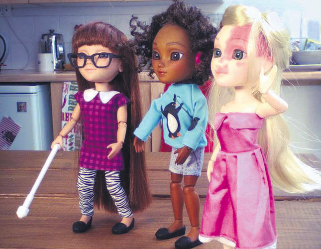 Toys Like Me dolls: a good or bad idea?
