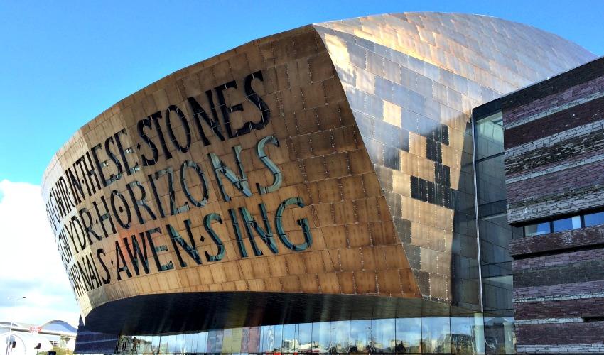 Picture 13 - Millennium Centre Cardiff