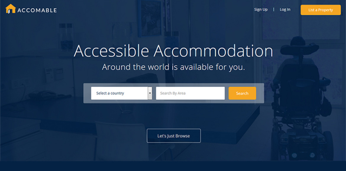 Escape… with Accomable