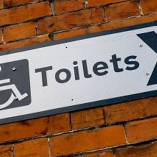 "Disabled toilets: the trials and tribulations when ""you don't look disabled"""