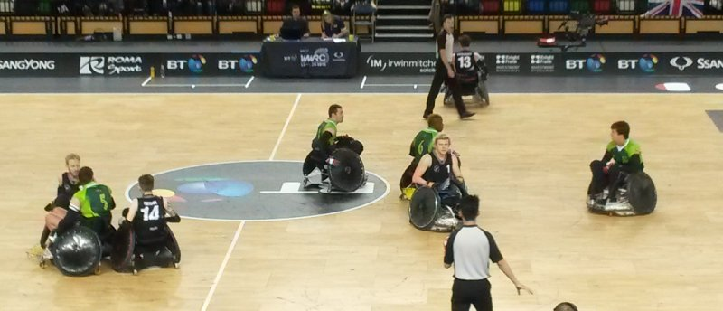 World Wheelchair Rugby Challenge
