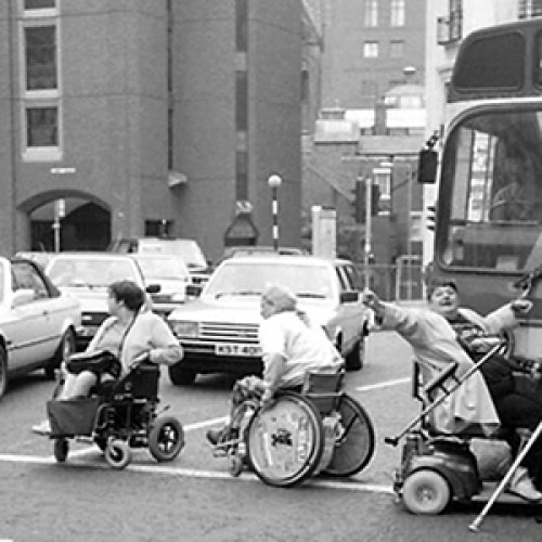 Twenty years on: has the DDA improved the lives of disabled people?