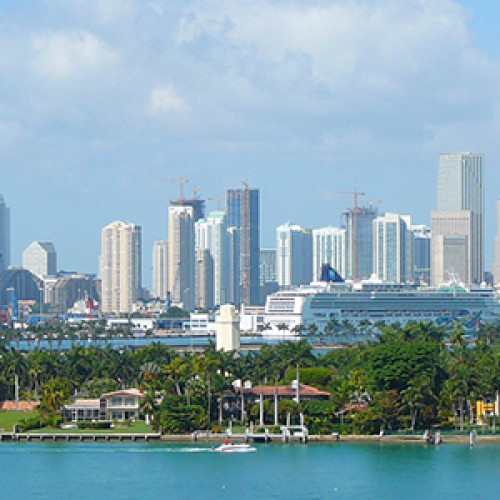 Welcome to the magic city: Miami, Florida on wheels