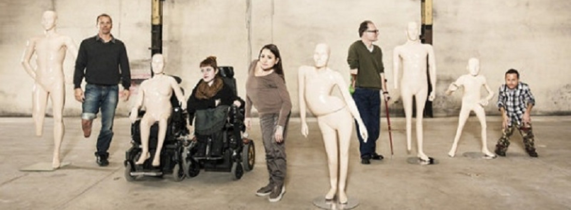 Disability and body image: fitting in when your body does not