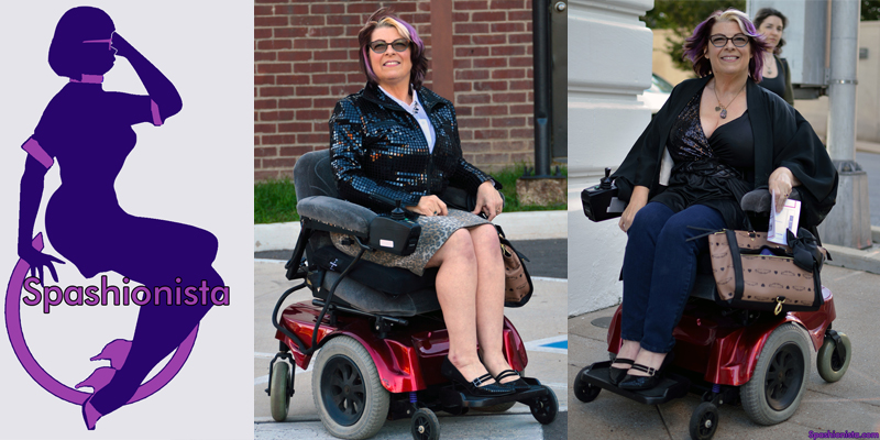 Disability and fashion - DHBiopic