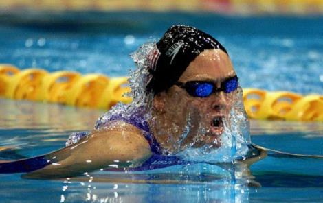 Paralympian Trischa Zorn