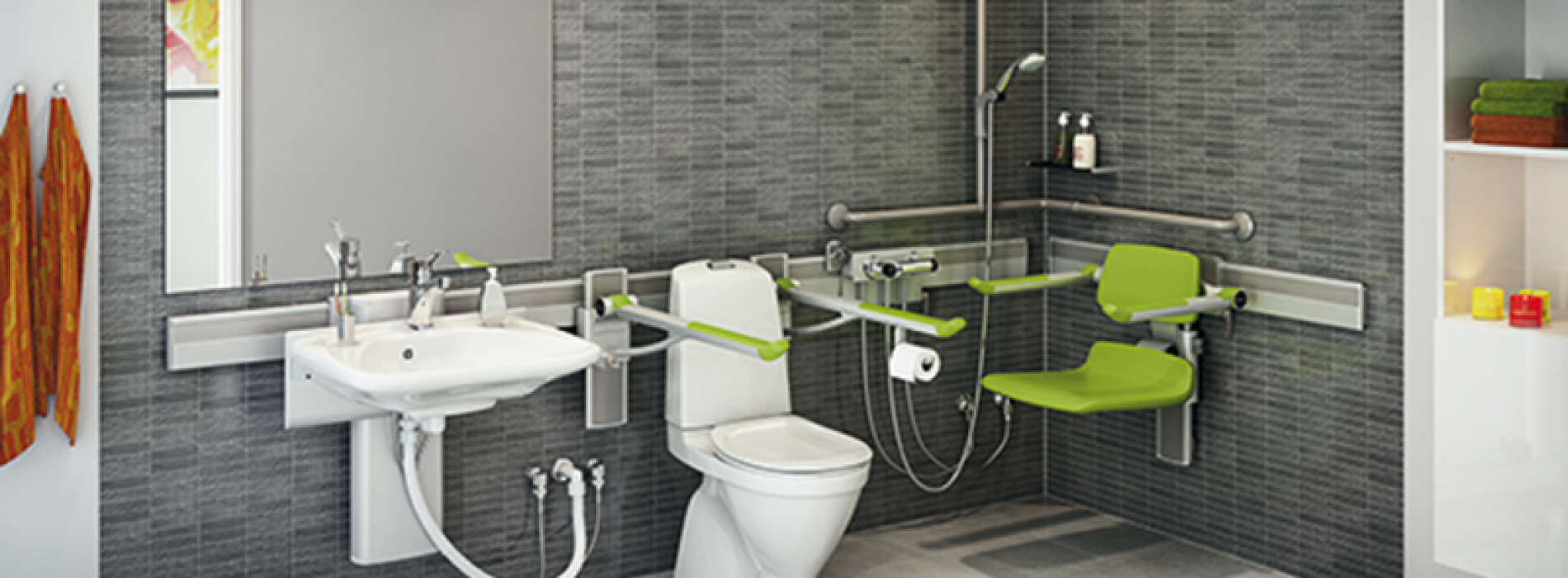 How to create an accessible bathroom – Accessible Bathroom