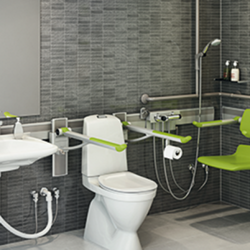 Disability and independence: creating an accessible bathroom
