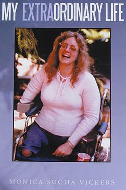 Monica Vickers book My Extraordinary Life