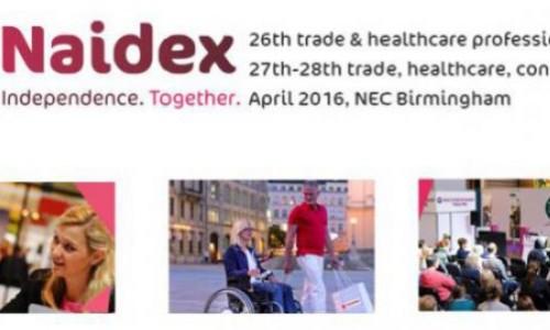 Join Disability Horizons at Naidex 2016