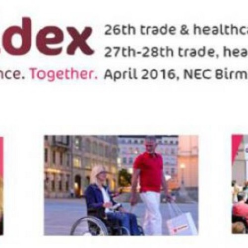NAIDEX 2016: finding independence all in one place