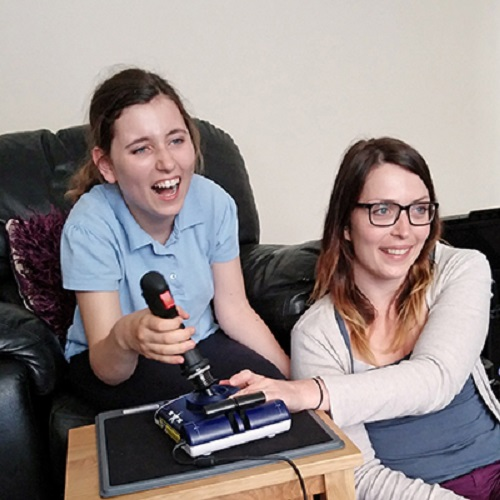 Accessible video games with SpecialEffect