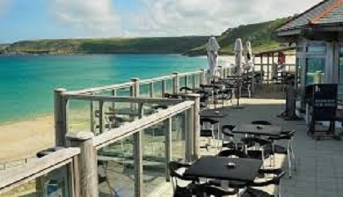 Accessible restaurant - Ben Tunnicliffe Resto at Sennen Cove