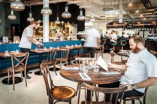 Accessible restaurant - Bryan Williams Edinburgh