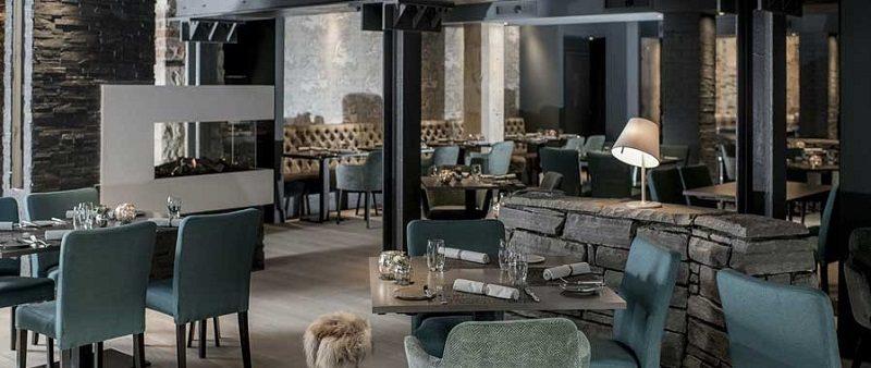 Accessible restaurant - The Scran & Scallie
