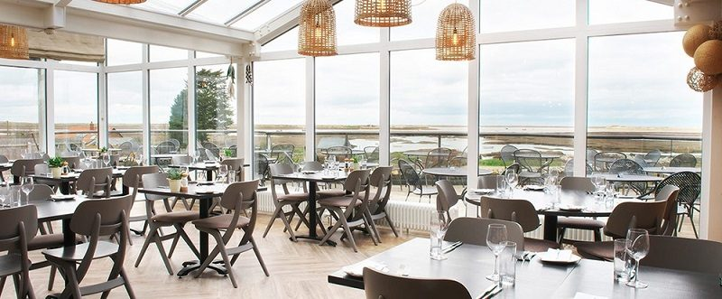 Accessible restaurant - The White Horse Norfolk