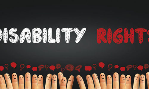 Disability rights: let's make a change together