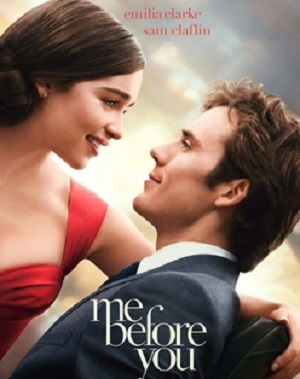 Me Before You film cover