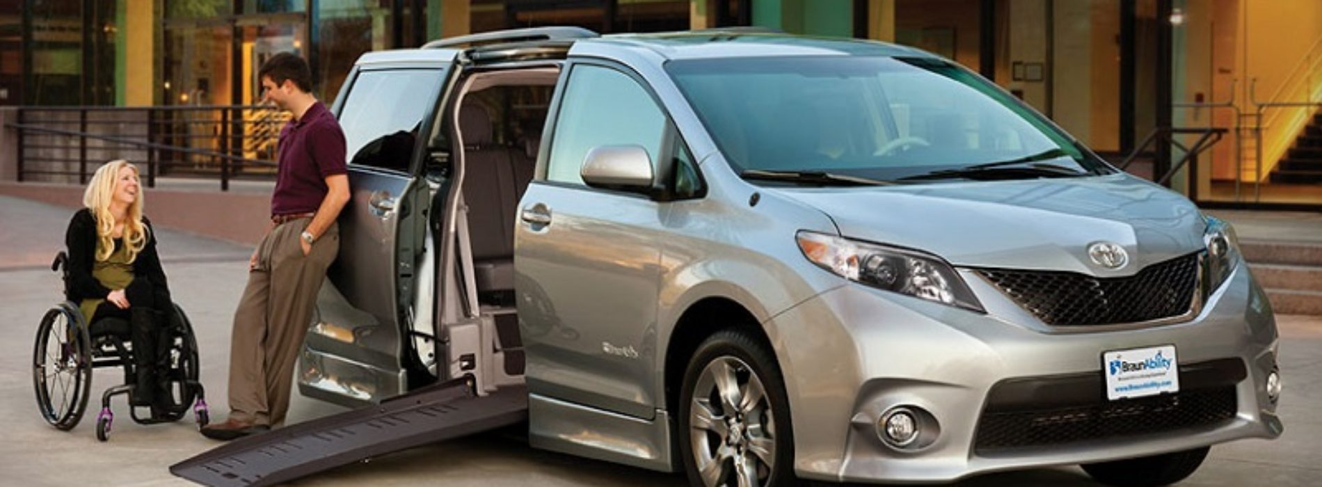 8 things to consider when renting a wheelchair accessible vehicle