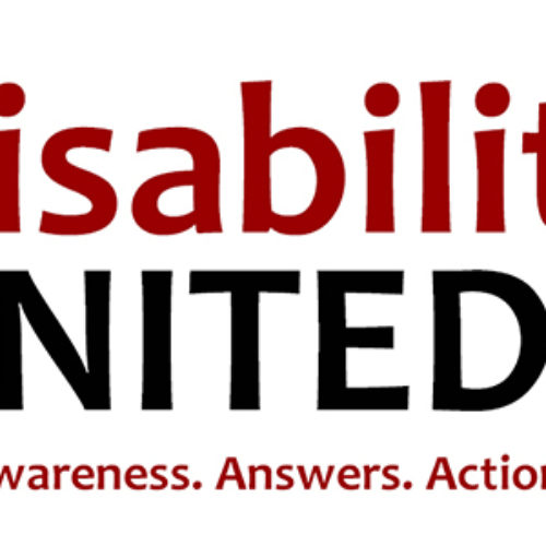 New horizons are coming as we launch Disability United