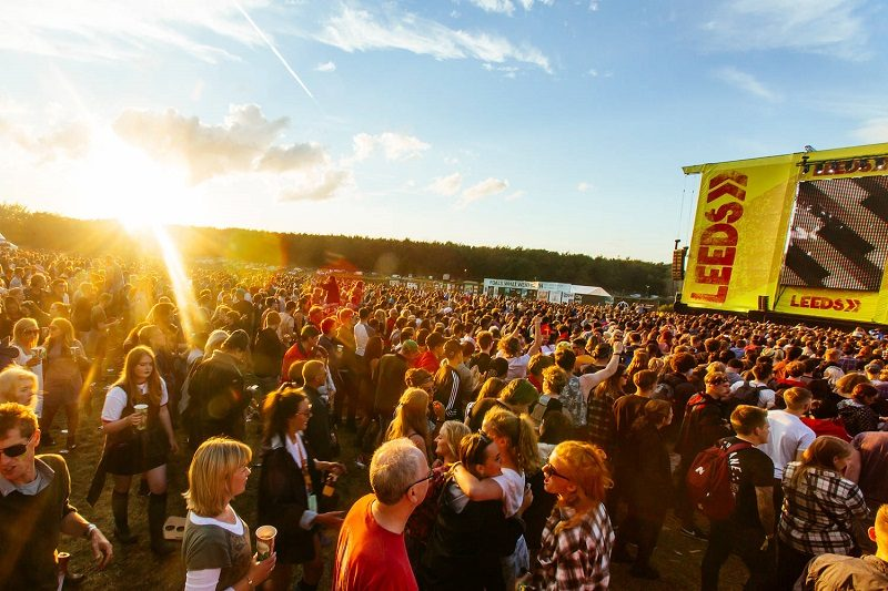 Reading and Leeds festival 2016