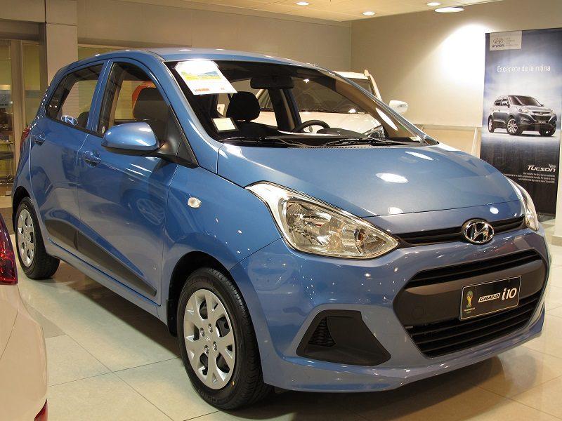 Hyundai i10 Motability car