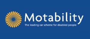 Motability cars symbol