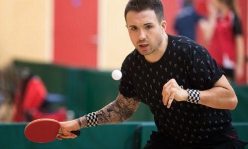 Rio 2016 Paralympics: table tennis Paralympian Will Bayley in the spotlight